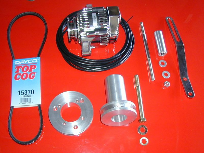 Denso Racing Alternator Wiring Diagram