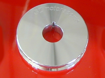"CMP300 3.5"" Tooth V Belt Drive Crank Mandrel Pulley"