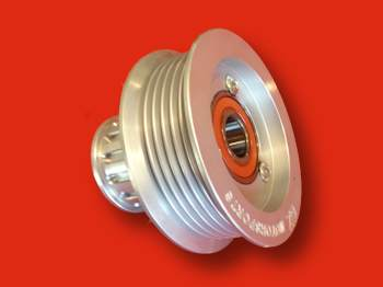 Vacuum Pump Pulley