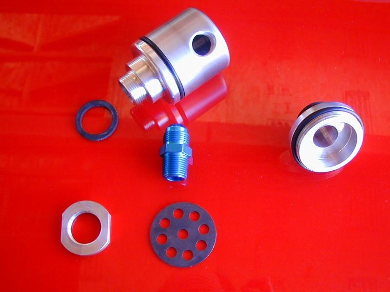 Complete Super Pro Racing Vacuum Pump Kit