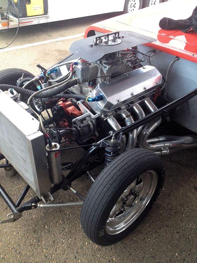 58 Super Gas Corvette